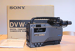 SONY Digital Betacam DVW-707