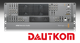 Dautkom Blackmagic Design signālu komutatori