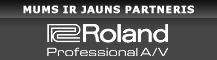 Hannu Pro partners with Roland