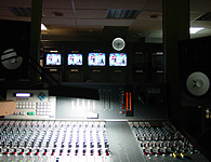 LNT on-air studio