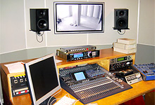 Film Studio Rija - Dolby 5.1 Surround facility