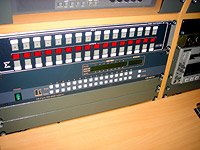 DIGI TV studio equipment