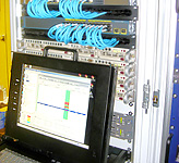 Lattelecom IPTV -  KVM switch and VOD equipment