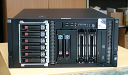 LTV Actus monitoring system server