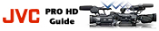 JVC Pro HD camcorders and tapeless workflow